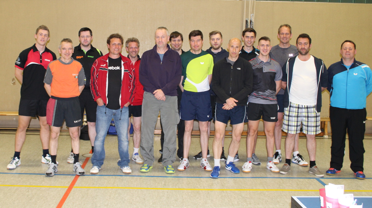 Teilnehmer 1. TTVN Race